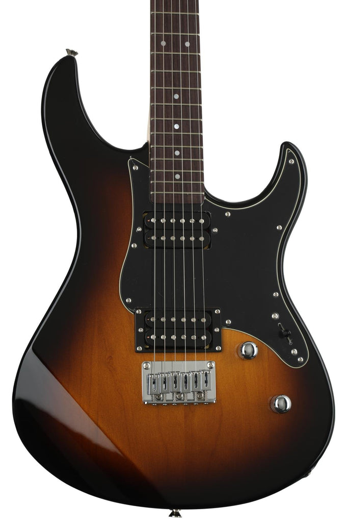Guitarra Electrica Yamaha Pacifica PAC120HTBS Tobacco Sunburst