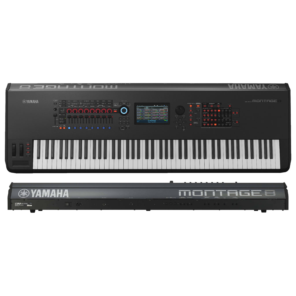 Sintetizador Teclado Digital Yamaha Montage 8 Workstation 88 Teclas-Workstation-YMUSIC LIFE
