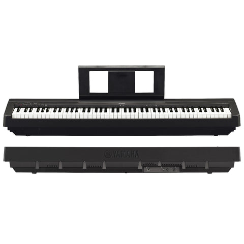 Piano Digital Yamaha P45 de Escenario Negro-Pianos Digitales-YMUSIC LIFE