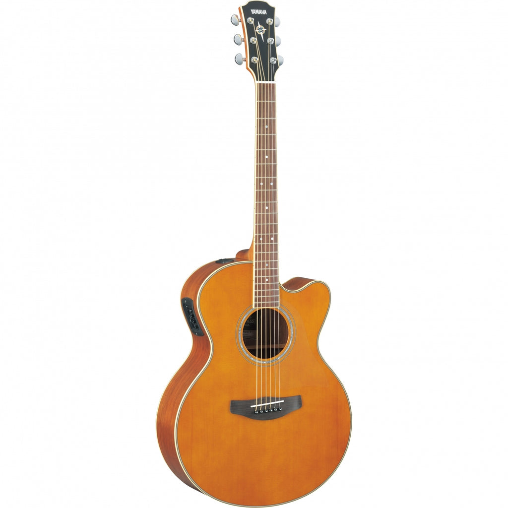 Guitarra Electroacustica Serie CPX Yamaha CPX700IIT Tint-YAMAHA-YMUSIC LIFE