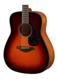 Guitarra Acustica Yamaha FG800BS Folk Brown Sunburst-YAMAHA-YMUSIC LIFE