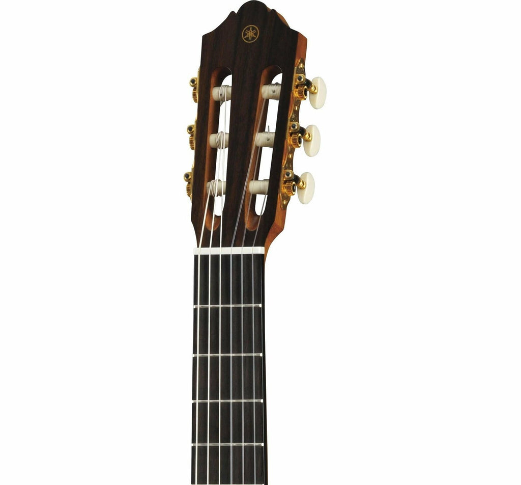Guitarra Clásica Yamaha CG182SF Brillo Natural Flamenco-YAMAHA-YMUSIC LIFE