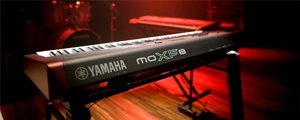 Sintetizador Workstation Yamaha MOXF8 de 88 Teclas-Workstation-YMUSIC LIFE