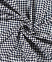 black white handloom handspun cotton fabric