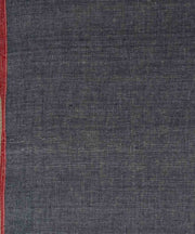 handloom grey handspun cotton fabric
