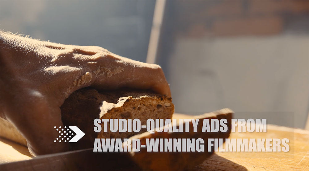 15 Second Ad Sample 1 - Bakery