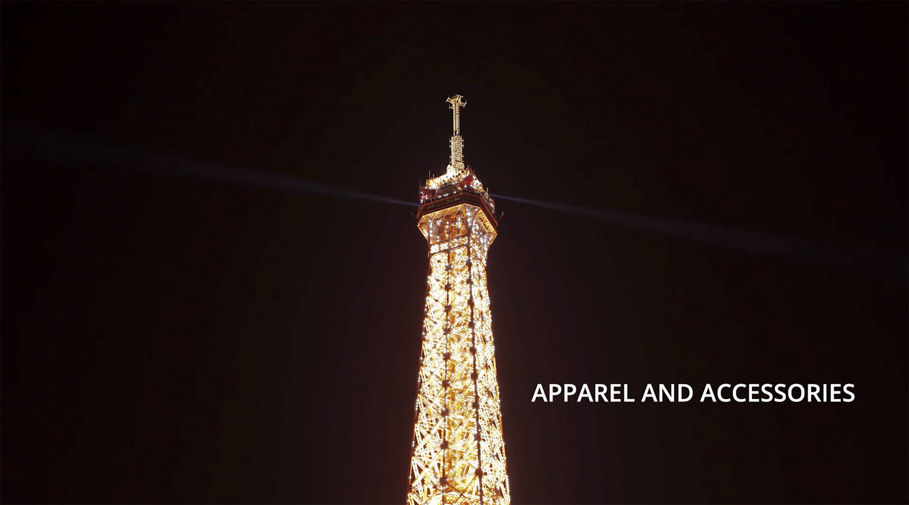 The Paris Store Brand Ad Sample 4