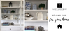 5 Simple and Practical Styling Tips for Shelving