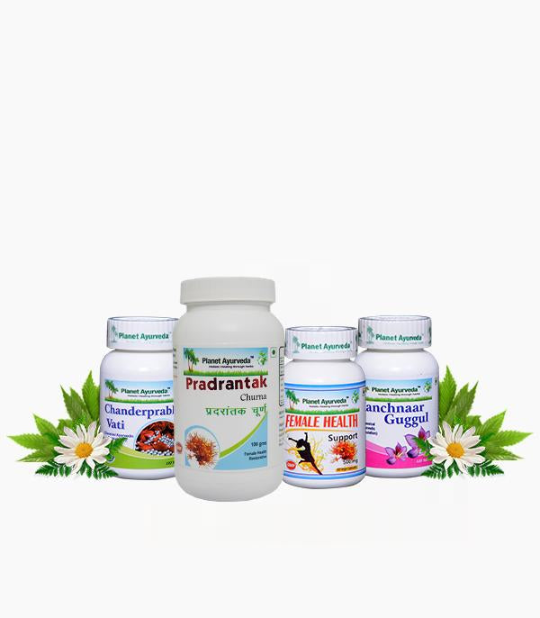 Fibroid Care Pack