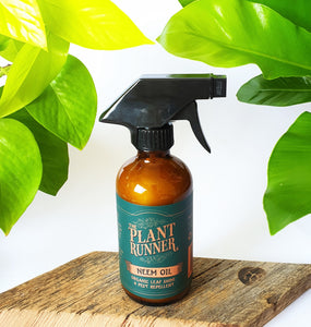 Plant Runner Neem Oil Spray