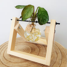Propagation Vessel with Timber Stand