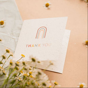 Plantable GIFT CARDS