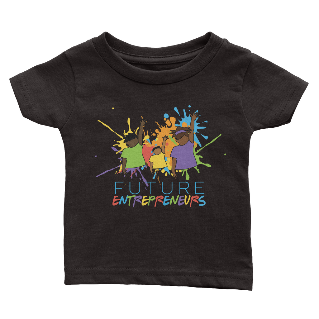 "Toddler ""Future Entrepreneurs"" T Shirt"