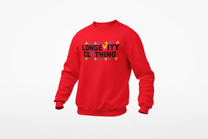 Longevity Clothing- Unisex Crewneck