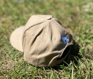 Unisex 5-Panel Brushed Twill Cap