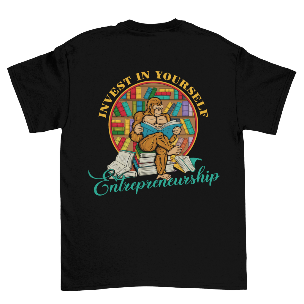 """Entrepreneurship"" T Shirt"