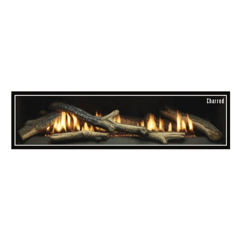 "Empire Log Set Accessory for 41"" Boulevard DV Traditional Fireplace - US Fireplace Store"