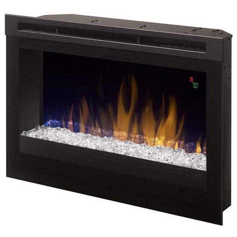 Dimplex Contemporary 25'' Electric Firebox - US Fireplace Store