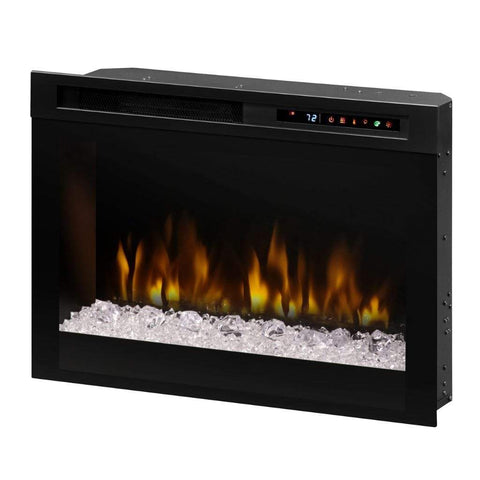 "Dimplex Multi-Fire XHD 26"" Plug-in Electric Firebox - US Fireplace Store"