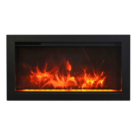 Amantii TRD 26″ Traditional Series Built-In Electric Fireplace - US Fireplace Store