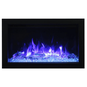 Amantii TRD 30″ Traditional Series Built-In Electric Fireplace - US Fireplace Store