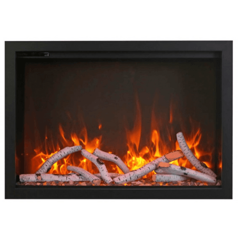 Amantii TRD 38″ Traditional Series Built-In Electric Fireplace - US Fireplace Store