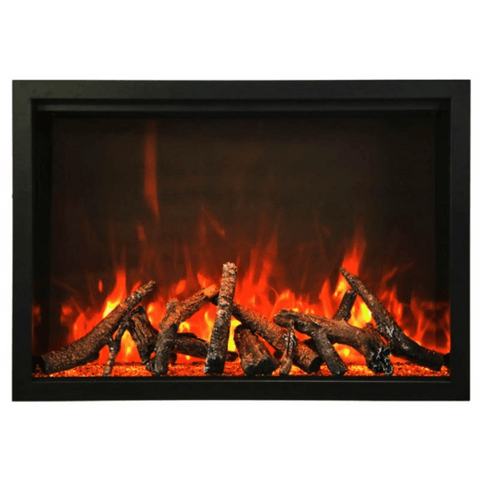 Amantii TRD 44″ Traditional Series Built-In Electric Fireplace - US Fireplace Store