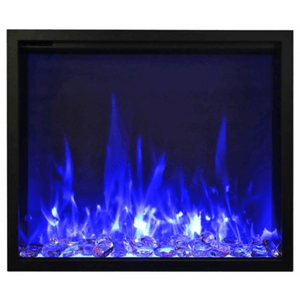 Amantii TRD 48″ Traditional Series Built-In Electric Fireplace - US Fireplace Store