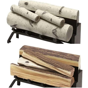 "Dimplex 24""/30""/42"" Revillusion Accessory Log Kit - US Fireplace Store"