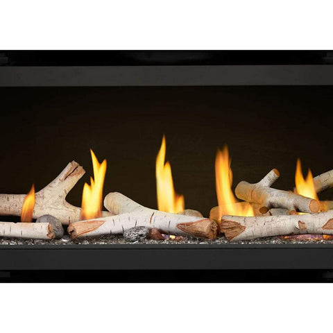 "Napoleon Decorative Log Sets Accessory for 38"" Vector Fireplace - US Fireplace Store"
