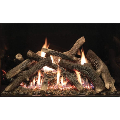 "Empire Rushmore Ceramic Fiber Log Set Accessory for 36""/40"" Inserts - US Fireplace Store"