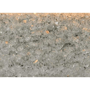 Empire 10 sq. ft. Decorative Crushed Glass Media Accessory - US Fireplace Store