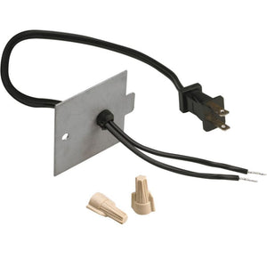 Dimplex 120-Volt Built-In Electric Fireplace Plug Kit Accessory - US Fireplace Store