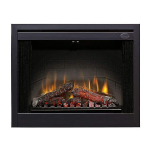 "Dimplex 33"" Deluxe Built-In Electric Firebox - US Fireplace Store"