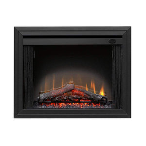 "Dimplex 33"" Slim Line Built-In Electric Firebox - US Fireplace Store"