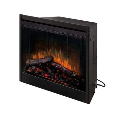 "Dimplex 45"" Deluxe Built-In Electric Firebox - US Fireplace Store"