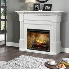 "Dimplex Christina BuiltRite 57"" Mantel with 30'' Revillusion Firebox - US Fireplace Store"