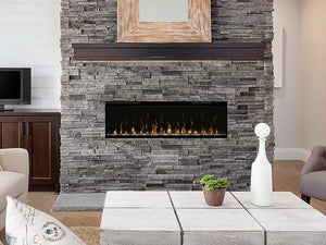 "Dimplex Excite 60"" Built in, Linear Electric Fireplace - US Fireplace Store"