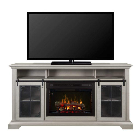 "Dimplex Olivia 71"" Electric Fireplace Media Console - US Fireplace Store"