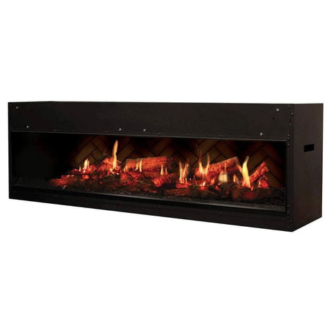 "Dimplex Opti-V Duet 54"" Electric Fireplace - US Fireplace Store"