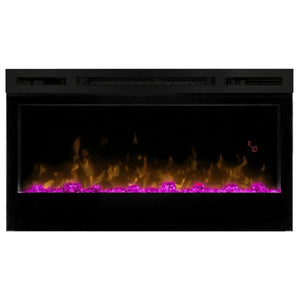 "Dimplex Prism 34"" Wall Mount Electric Fireplace - US Fireplace Store"