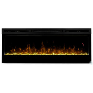 "Dimplex Prism 50"" Wall Mount Electric Fireplace - US Fireplace Store"