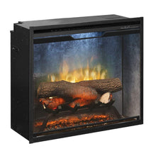 "Dimplex Revillusion 24"" Built-in Electric Firebox - US Fireplace Store"