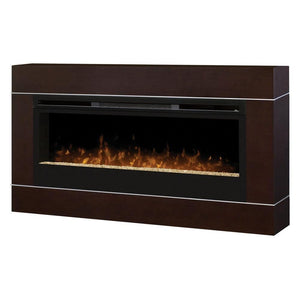 "Dimplex Synergy 50"" Linear Electric Fireplace - US Fireplace Store"
