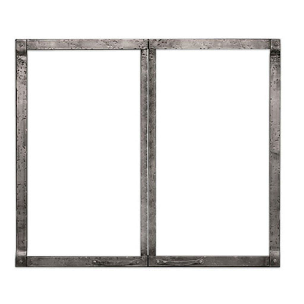Empire Rushmore Decorative Forged Iron Front for 36
