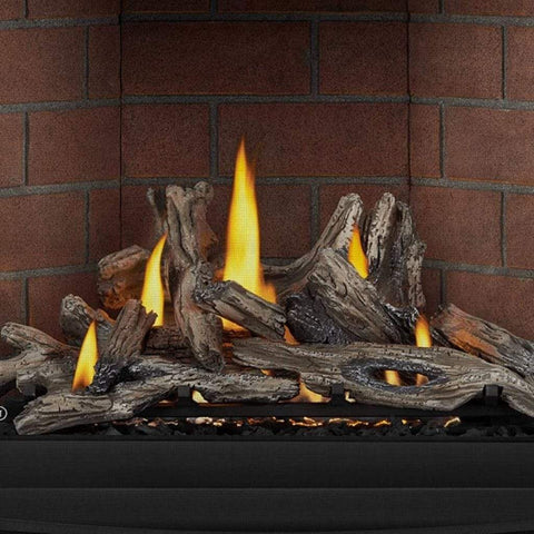 "Napoleon Log Sets Accessory for 36"" Altitude™ X Series - US Fireplace Store"