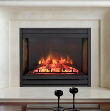 "Dynasty Forte 34"" Electric Fireplace Insert(EF57D) - US Fireplace Store"