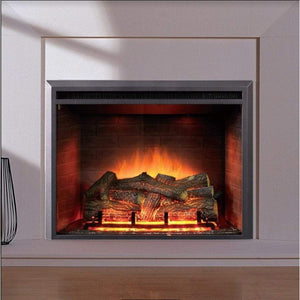 "Dynasty Forte 35"" Electric Fireplace Insert(EF45D) - US Fireplace Store"