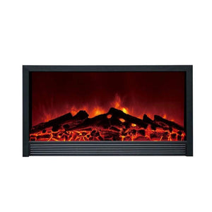 "Dynasty Forte 58"" Electric Fireplace SD Series(S14W) - US Fireplace Store"