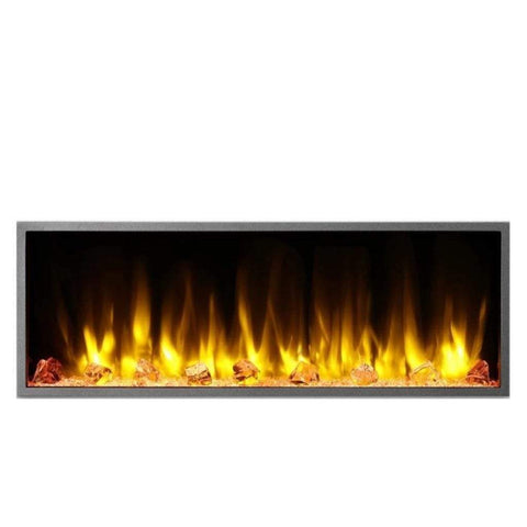 "Dynasty Harmony 44 5/8"" Linear Electric Fireplace(BEF45) - US Fireplace Store"